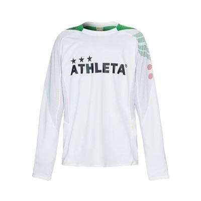 アスレタ ATHLETA ジュニア カラープラクティス ロングスリーブシャツ サッカー・フットサル ジュニアウェア 02317J-10