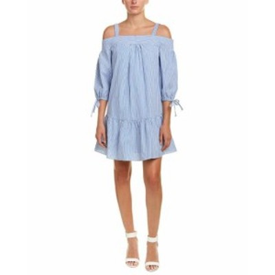kensie ケンジー ファッション ドレス Kensie Drawstring Shift Dress S