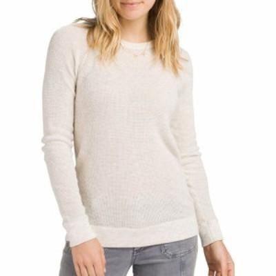 プラーナ prAna レディース ニット・セーター トップス Milani Crew Sweater Moonlight Heather