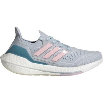 アディダス Adidas レディース ランニング・ウォーキング シューズ・靴 Ultraboost 21 Running Shoe HalBlue/Frecan/HazBlue