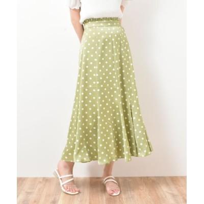 レディマーメイドスカート