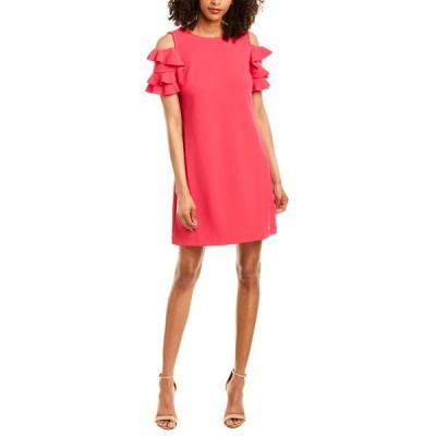 ロンドンタイムス ワンピース トップス レディース London Times Shift Dress dahlia