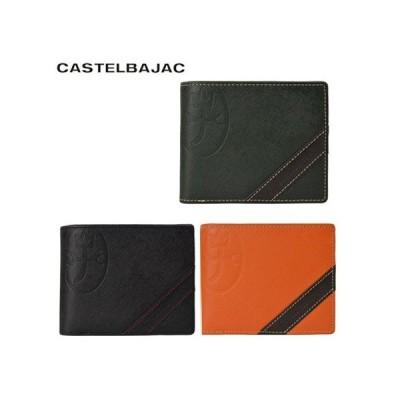 カステルバジャック CASTELBAJAC 財布 071608 Ddoite ドロワット バジャック 二つ折り財布 メンズ