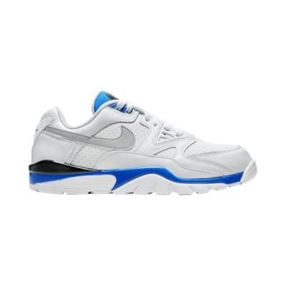 (取寄)ナイキ メンズ シューズ エア クロス トレーナー 3 ロー Nike Men's Shoes Air Cross Trainer 3 LowWhite Light Smoke Grey Racer Blue Black