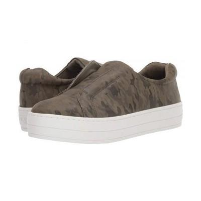 J/Slides レディース 女性用 シューズ 靴 スニーカー 運動靴 Heidi - Green Camo