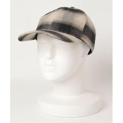 BEAMS MEN / SOFT CREAM / オンブレ 6パネル キャップ MEN 帽子 > ハット