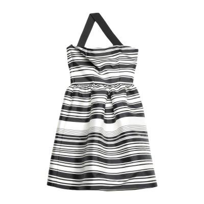 リュー ジョー LIU •JO ミニワンピース&ドレス ブラック 44 ポリエステル 91% / ポリウレタン 9% ミニワンピース&ドレス