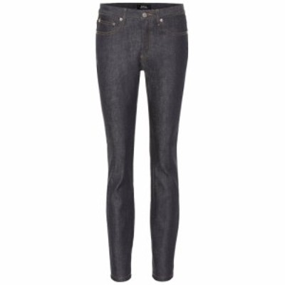 アーペーセー A.P.C. レディース ジーンズ・デニム ボトムス・パンツ PetIt New Standard straight jeans indigo