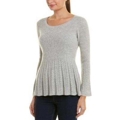 ファッション トップス Caroline Grace Cashmere Sweater