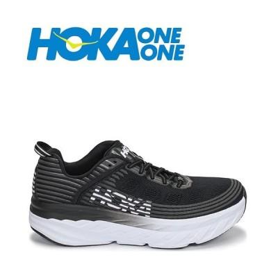 【スニークオンラインショップ】 HOKA ONE ONE ホカオネオネ ボンダイ6 スニーカー メンズ BONDI 6 ブラック 黒 1019269 ユニセックス その他 US10.0-28.0 SNEAK ONLINE SHOP