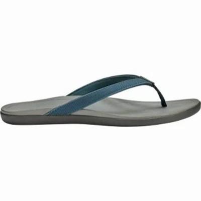 オルカイ サンダル・ミュール HoOpio Sandal Stormy Blue/Cooler Grey