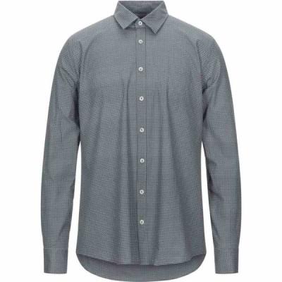 センス SSEINSE メンズ シャツ トップス patterned shirt Lead