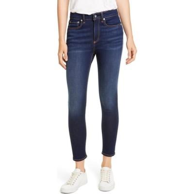 ラグ&ボーン RAG & BONE レディース ジーンズ・デニム スキニー ボトムス・パンツ Nina High Waist Ankle Skinny Jeans Carmen