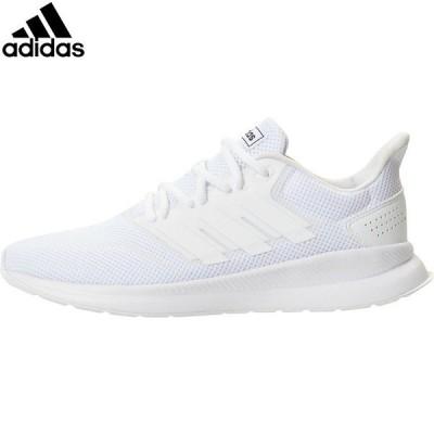 アディダス adidas FALCONRUN M ランニングホワイト×ランニングホワイト×ランニングホワイト カジュアル シューズ G28971 adidas