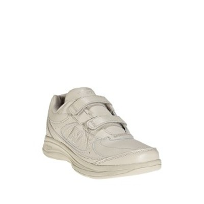 ニューバランス メンズ スニーカー シューズ 577 Leather Walking Sneaker BONE