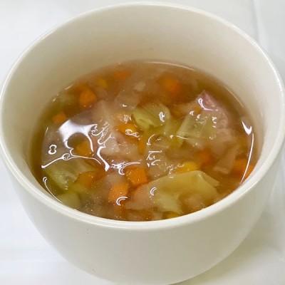 野菜たっぷりポトフ(コンソメ)