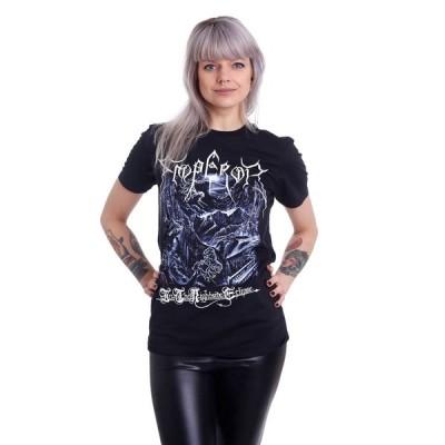インペリコン Impericon レディース Tシャツ トップス - In The Nightslide Eclipse - T-Shirt black