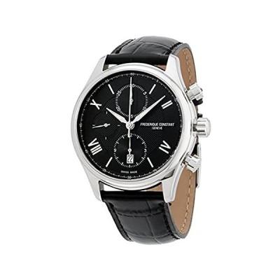 Frederique Constant Runabout Automatic Movement Black Dial Men's Watch FC-3