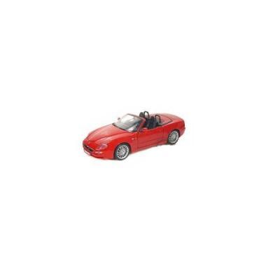 ダイキャストカー マセラティ GT スパイダー V8 レッド 1/18