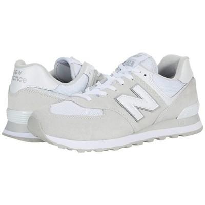 ニューバランス ML574v2 メンズ スニーカー 靴 シューズ Summer Fog/White