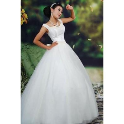 wdk401 花嫁さまにオススメしたい一着 ウエディングドレス