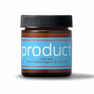 ザ プロダクト オーガニック ヘアワックス 1個 42g product Hair Wax 国内正規品