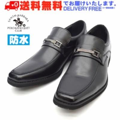 SANTA BARBARA POLO&RACQUET CLUB サンタバーバラ ポロ&ラケットクラブ 7773 ビジネスシューズ 靴 メンズ 防水 (nesh) (送料無料)