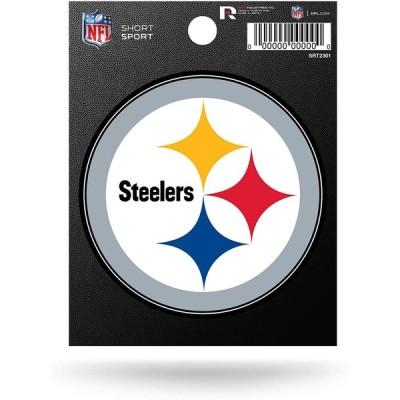 NFLピッツバーグスティーラーズショートスポーツデカール 並行輸入品