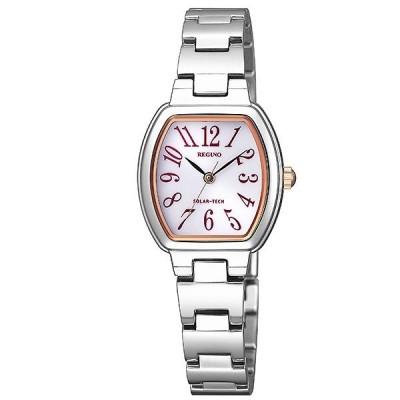 レグノ シチズン REGUNO CITIZEN ソーラー  レディース 腕時計 KP1-110-11
