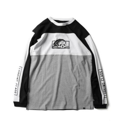 tシャツ Tシャツ LURKING CLASS/ラーキングクラス GAME L/S TEE/ロングスリーブTシャツ/ロンT