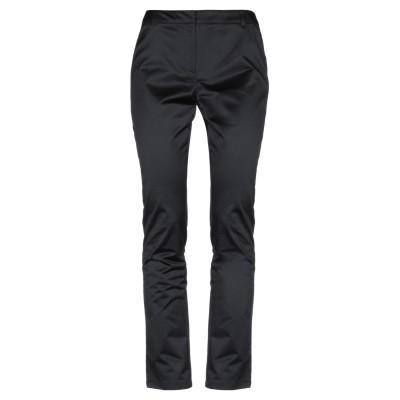 MARELLA パンツ ブラック 40 コットン 58% / ポリエステル 38% / ポリウレタン 4% パンツ