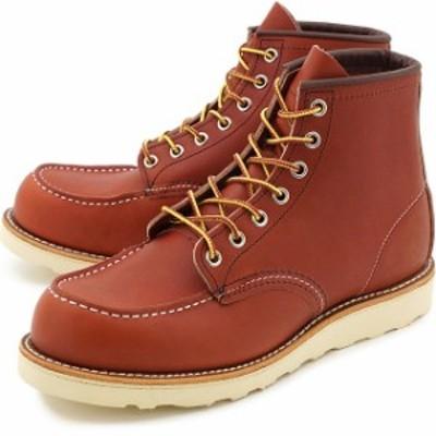 【正規取扱店】RED WING レッドウィング ブーツ 8875 CLASSIC WORK BOOTS アイリッシュセッター 6インチ モックトゥ