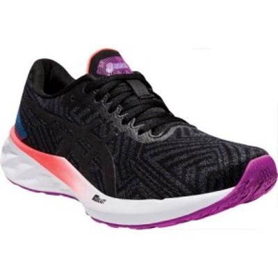 アシックス ASICS レディース ランニング・ウォーキング スニーカー シューズ・靴 Roadblast Running Sneaker Black/Orchid