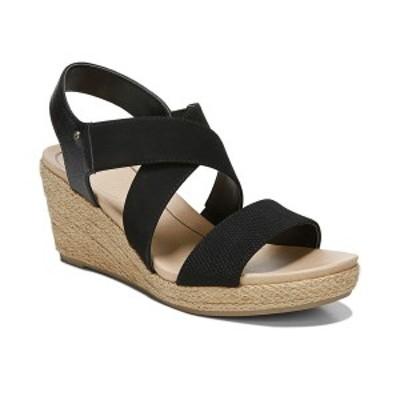ドクター・ショール レディース サンダル シューズ Women's Emerge Wedge Sandals Black