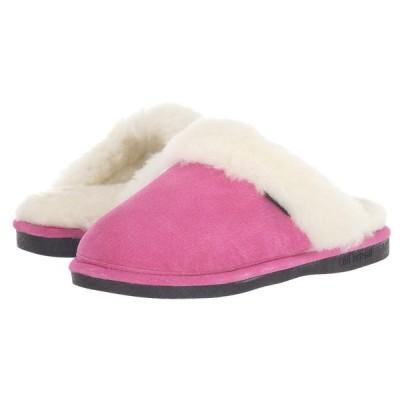 オールドフレンド Old Friend レディース スリッパ シューズ・靴 Scuff Hot Pink