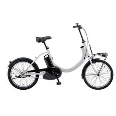 パナソニック Panasonic 電動アシスト自転車 SW マットクラウディグレー BE-ELSW012N [変速無し /20インチ] クラウディグレー BE_ELSW012N
