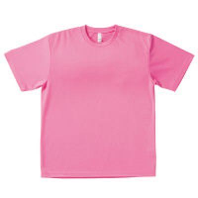 ボンマックスボンマックス ドライTシャツ ピンク XL MS1136-19(直送品)