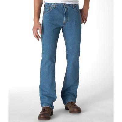 リーバイス メンズ デニムパンツ ボトムス Levi's 517 Bootcut Jeans Medium Stonewash