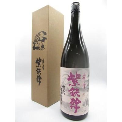 オガタマ酒造 紫鉄幹 芋焼酎 25度 1800ml