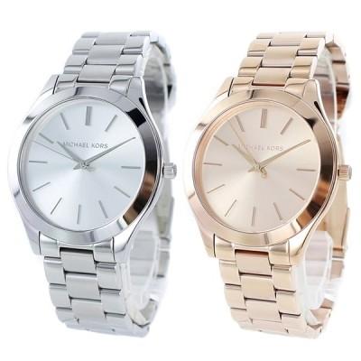 オフィス スーツ 記念日 ペアウォッチ ギフト 腕時計 男女兼用 マイケルコース ステンレス