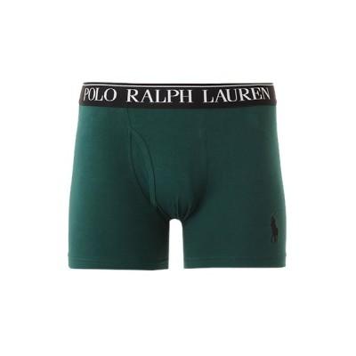 POLO RALPH LAUREN UNDERWEAR SLEEPWEAR/ポロ ラルフ ローレン アンダーウェア スリープウェア ボクサーパンツ 540グリーン L