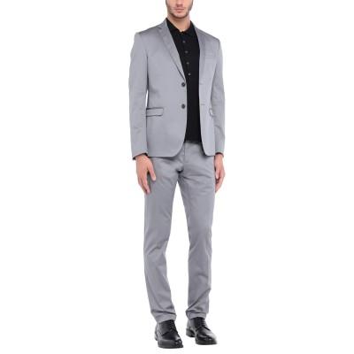 メッサジェリエ MESSAGERIE スーツ グレー 52 コットン 97% / ポリウレタン 3% スーツ