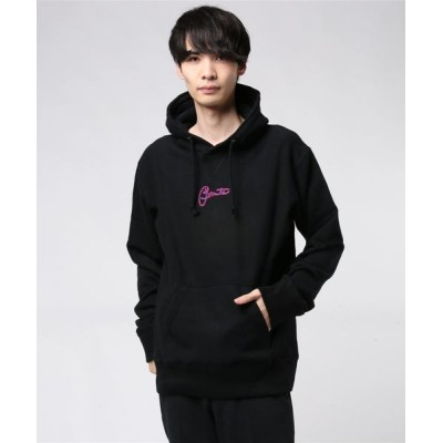 THE MORNING AFTER / [ BRENTS SPORTSWEAR / ブレンツ スポーツウェア ]  LOGO EMBROIDERY SWEAT HOODIE MEN トップス > パーカー