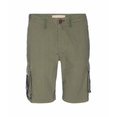 ニフティ ジーニアス メンズ ハーフ&ショーツ ボトムス Cargo Shorts Olive