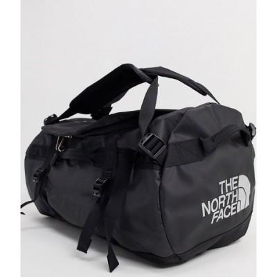 ザ ノースフェイス The North Face ユニセックス ボストンバッグ・ダッフルバッグ バッグ Base Camp small duffel bag 50L in black ブラック