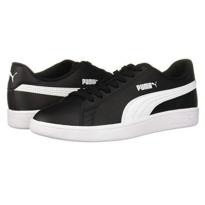 プーマ Smash V2 L メンズ スニーカー 靴 シューズ Puma Black/Puma White