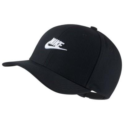 【当日出荷】 ナイキ メンズ Futura Precurve Adjustable Cap Black 【サイズ onesize】