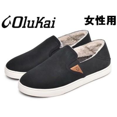 オルカイ レディース スリッポン スニーカー PEHUEA HEU OLUKAI 01-13967010