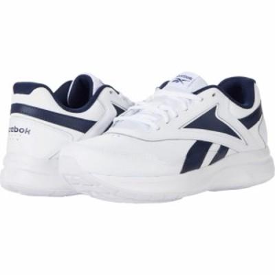 リーボック Reebok メンズ スニーカー シューズ・靴 Walk Ultra 7 DMX Max White/Collegiate Navy/Collegiate Royal