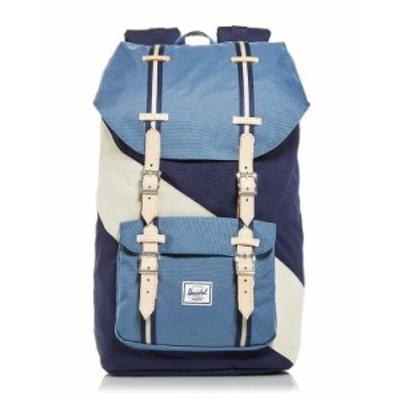 ハーシェルサプライ メンズ バックパック・リュックサック バッグ Classic Little America Backpack Peacoat
